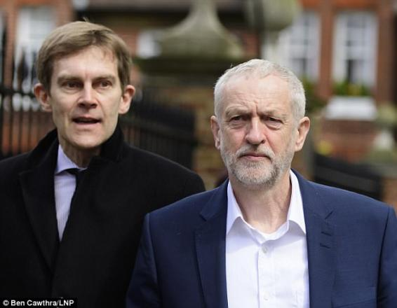 milne and corbyn