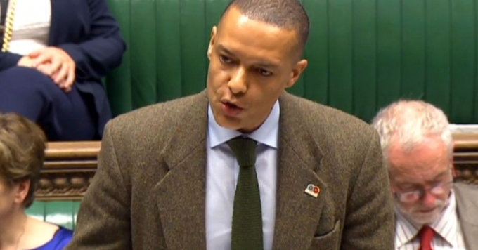 clive lewis