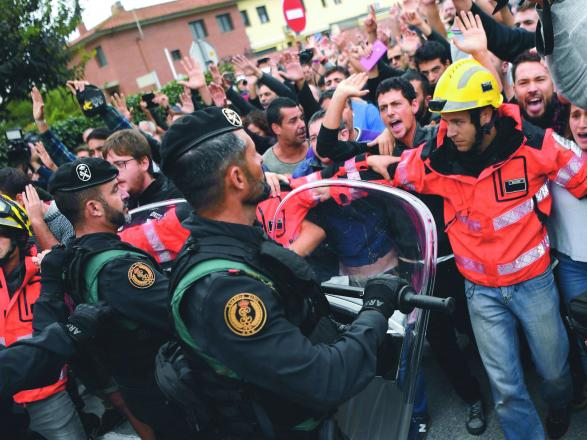 Catalan Firefighters