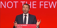 Former Labour Party General Secretary Iain McNicol