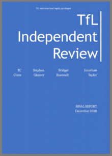 TfL Independent Review