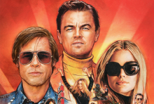 Poster - Once Upon a Time in Hollywood