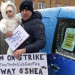 British gas striker