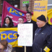 DWP strike, PCS