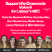 Grassroots voice slate