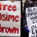 Free Osime Brown sign
