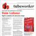 Tubeworker — 26/11/2019: Vote Labour - Fight to abolish all anti-union laws!