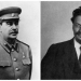 Trotsky and Stalin